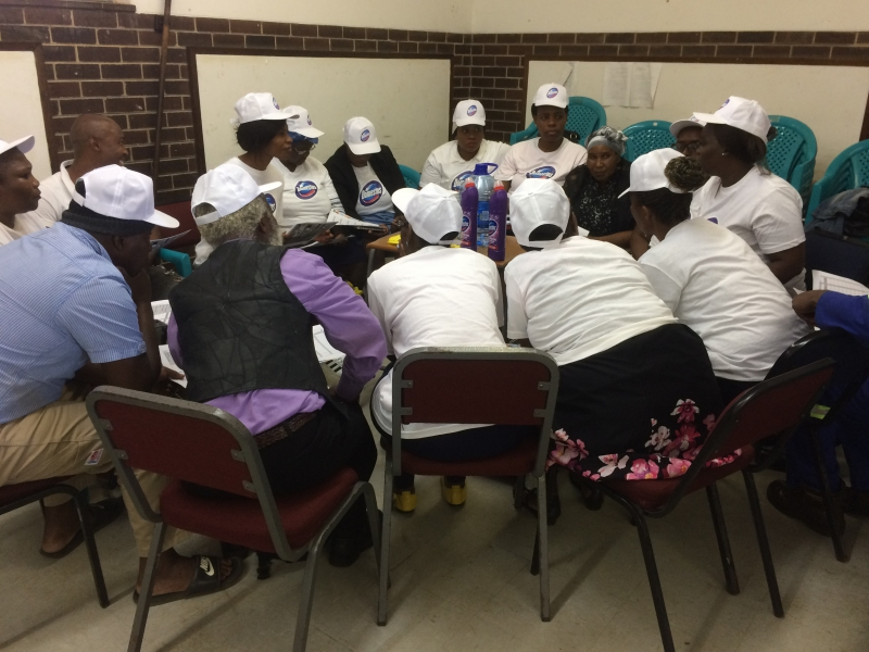 Umlazi training 1